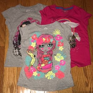 Other - Girls bundle of T-shirt's